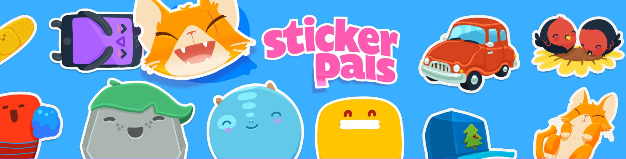 Sticker Pals